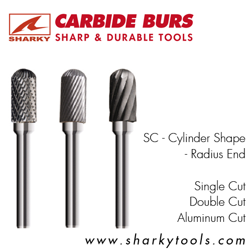 SC – Cylinder Shape – Radius End