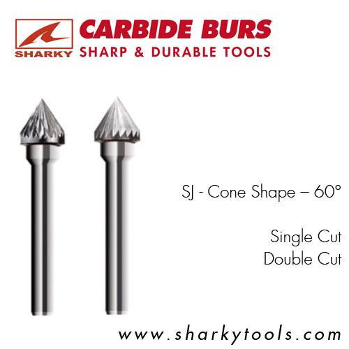 SJ – Cone Shape – 60 DEGREE