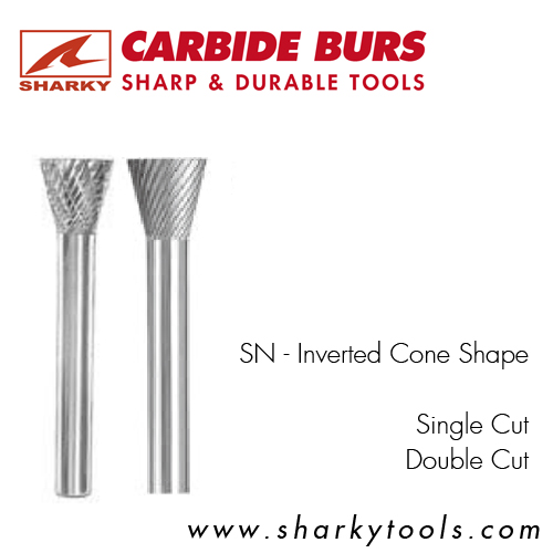 SN – Inverted Cone Shape