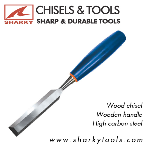 chisels single color pvc handle1