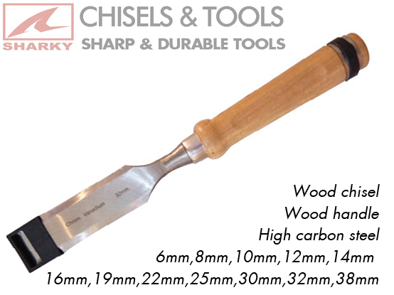 shary wood chisel SCI-10