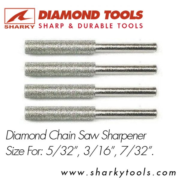 Diamond chain saw sharpener2